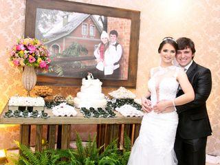 O casamento de GABRIELA SOUZA DE OLIVEIRA BRASIL e FERNANDO HENRIQUE BRASIL