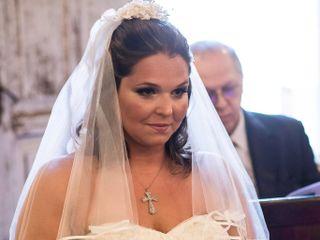 O casamento de Giulia e Wagner 2