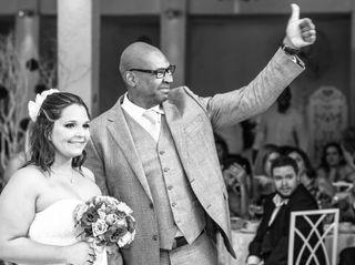 O casamento de Giulia e Wagner