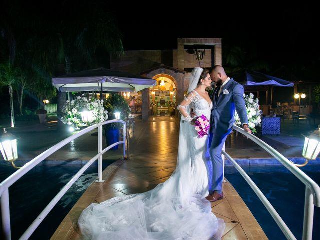 O casamento de Fernanda e Ítalo