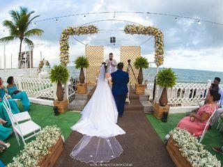 O casamento de Rayane e Ton