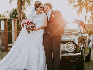 O casamento de Jéssica e Luiz Henrique