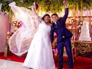 O casamento de Thalyta Reis e Elissandro Reis