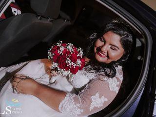 O casamento de Thalyta Reis e Elissandro Reis 2