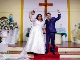 O casamento de Thalyta Reis e Elissandro Reis 3