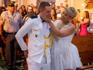 O casamento de Thais e Jeferson