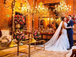 O casamento de Fernanda e Laerte