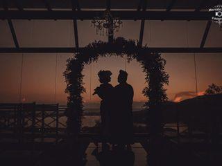 O casamento de Beatriz e Tiago