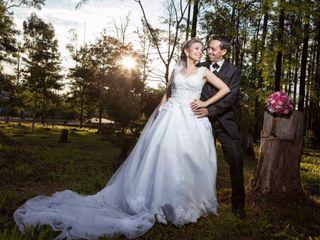 O casamento de Suellen e Rodrigo