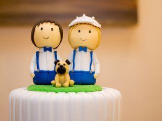 O casamento de Felipe e Kaka 3