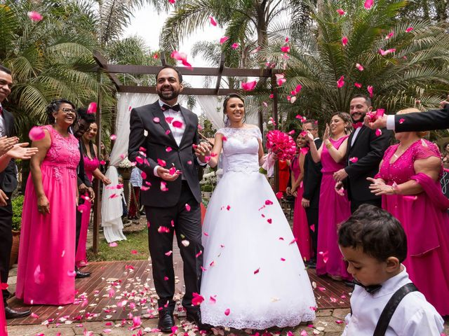 O casamento de Janaina e Genilson