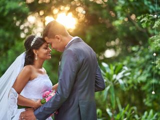 O casamento de Andressa e Teo