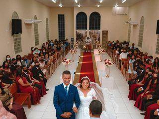 O casamento de Joyciane e Dayan 1