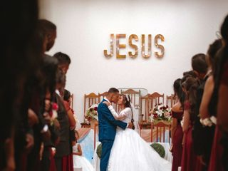 O casamento de Joyciane e Dayan