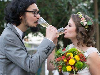O casamento de Andressa e Denis
