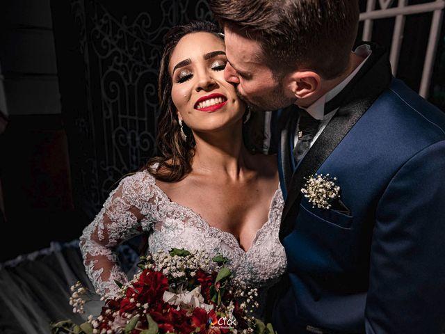 O casamento de Letícia e César