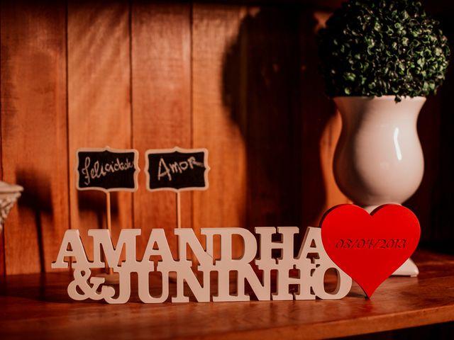 O casamento de Junior e Amandha em Curitiba, Paraná 14