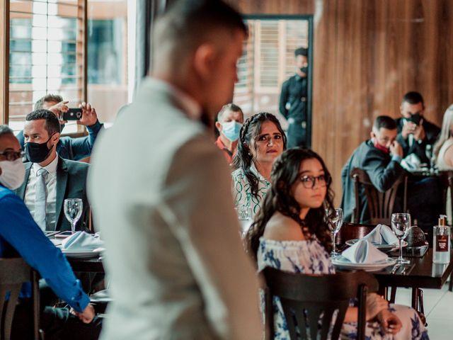 O casamento de Junior e Amandha em Curitiba, Paraná 19