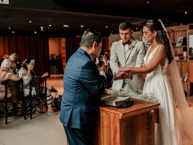 O casamento de Junior e Amandha em Curitiba, Paraná 47