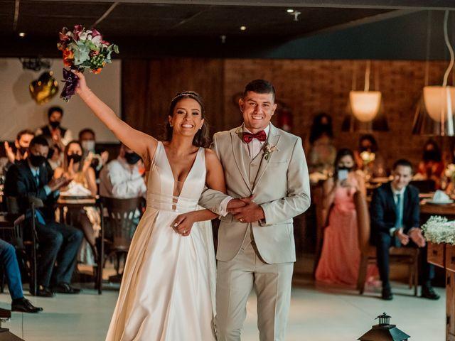 O casamento de Junior e Amandha em Curitiba, Paraná 49
