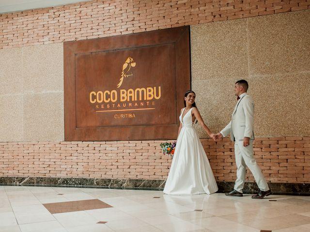 O casamento de Junior e Amandha em Curitiba, Paraná 50