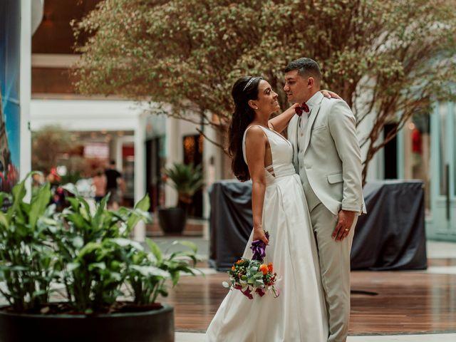 O casamento de Junior e Amandha em Curitiba, Paraná 1