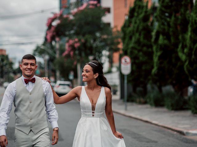 O casamento de Junior e Amandha em Curitiba, Paraná 2