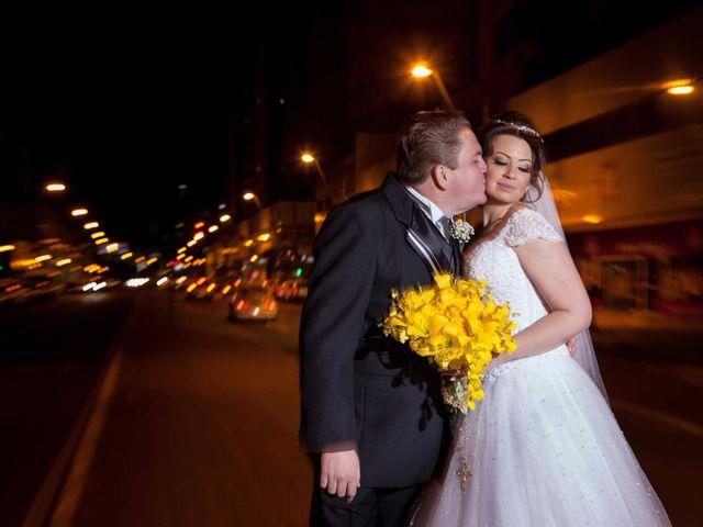 O casamento de Kendria e Willina