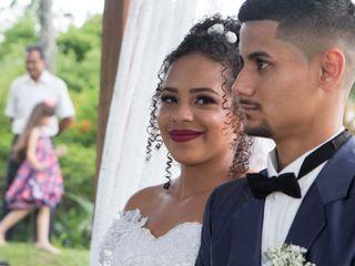 O casamento de Luana Martins e Wellington Henrique Gomes Martins