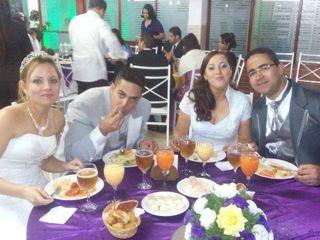O casamento de Tony e Meire 1