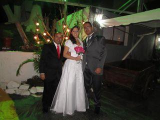 O casamento de Tony e Meire