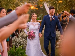 O casamento de Giovanna e Gustavo