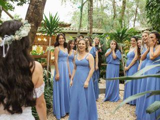 O casamento de Isabela Baracho e Pablo Jordan 1