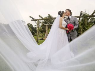O casamento de Mariele e Isac