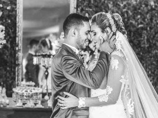 O casamento de Raquel e Rivaldo