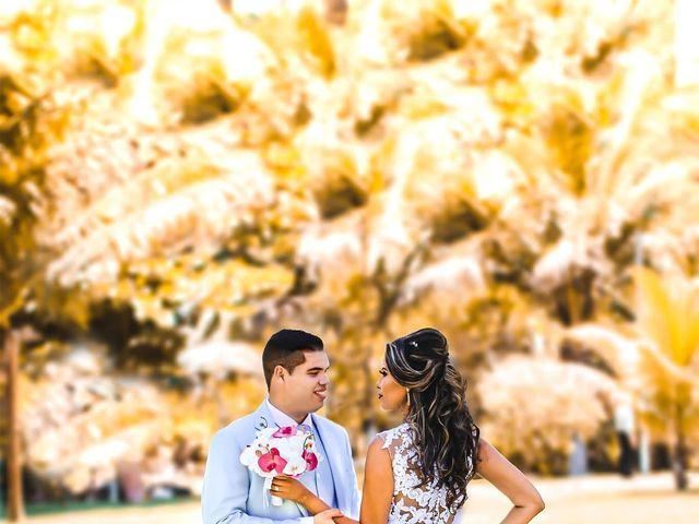O casamento de Marcela e Marcos