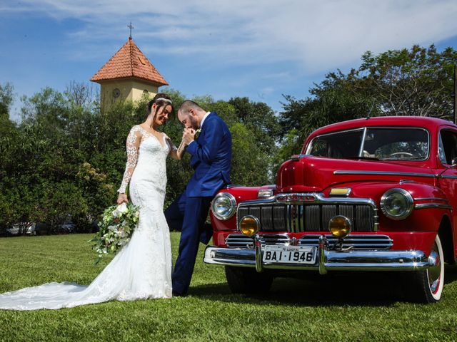 O casamento de Geyssa e Ricardo