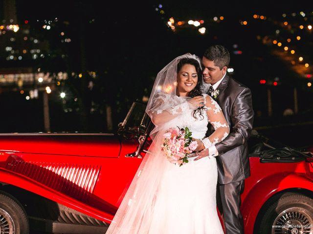 O casamento de Karina  e Marcelo