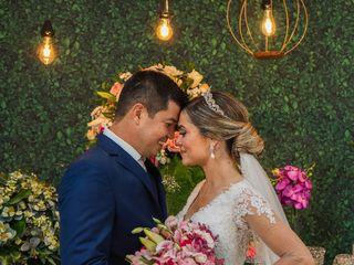 O casamento de Sueli e Rafael 2