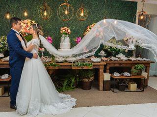 O casamento de Sueli e Rafael
