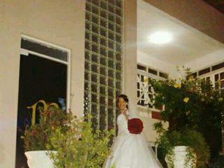O casamento de Erika e Rosemberg 3