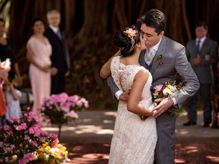 O casamento de Milena e Nivaldo