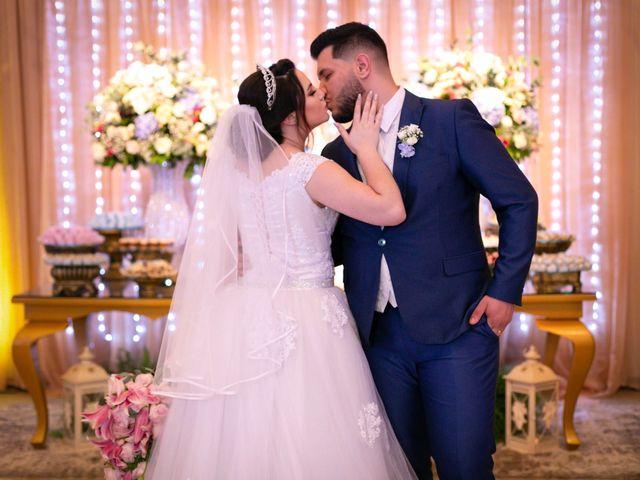 O casamento de Thaynara e Leonardo
