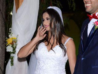 O casamento de MARIA LUIZA NICOLAU e FÊNIX MOABIO PEREIRA DA SILVA 2
