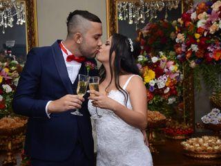 O casamento de MARIA LUIZA NICOLAU e FÊNIX MOABIO PEREIRA DA SILVA