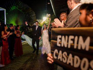 O casamento de Carla  e Robert