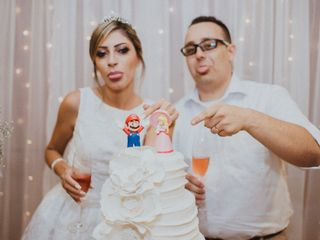 O casamento de Sheila e Dorival