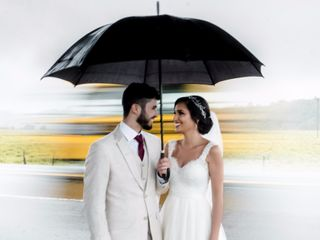 O casamento de Laís e Douglas