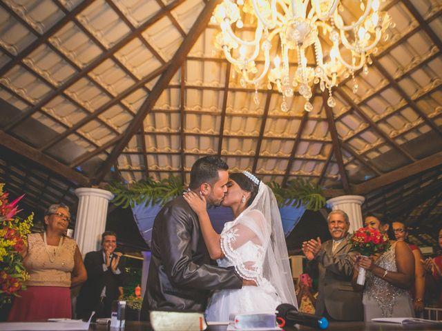 O casamento de Thayna e Rodrigo