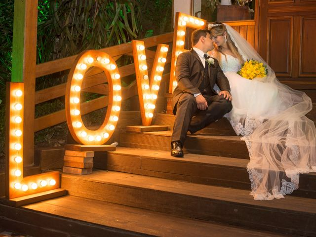 O casamento de Paula e Jonas